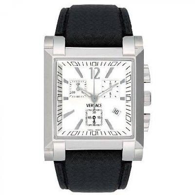 principal Reloj VERSACE FLC99 Hombre Blanco Cronógrafo Multifunción