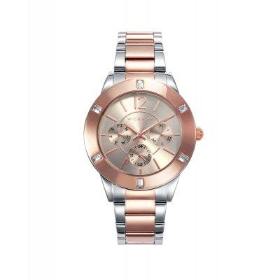 principal Reloj Viceroy 401088-95 mujer rosado
