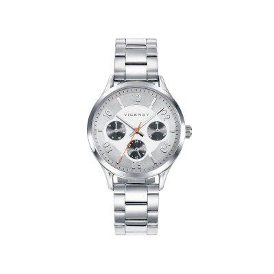 principal Reloj Viceroy 401101-05 Next mujer gris acero