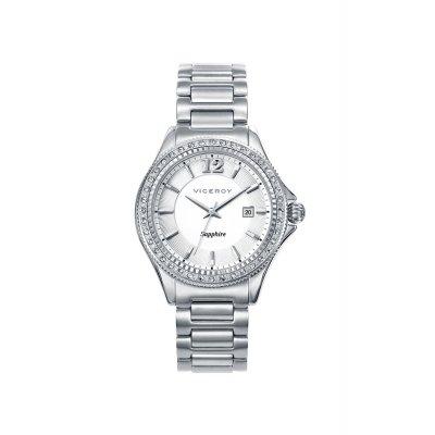 e5aaa9f290e9 Reloj Viceroy 471024-05 Mujer Blanco Acero Circonitas - Joyería Francisco  Ortuño