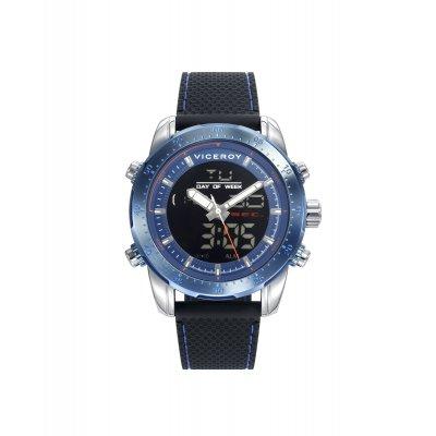 principal Reloj Viceroy HEAT 401181-37 hombre azul