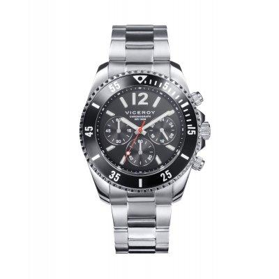 principal Reloj Viceroy Heat 401225-55 hombre acero
