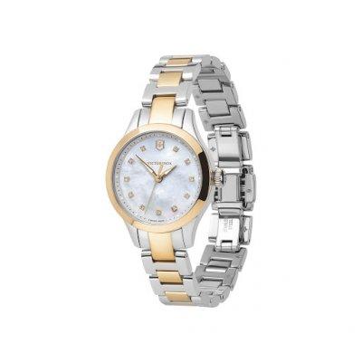 principal Reloj Victorinox alliance xs V241877 mujer acero