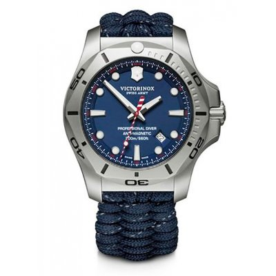 principal Reloj Victorinox blue naimakka V241843 titanio