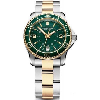 principal Reloj Victorinox V241612 maverick green/gold