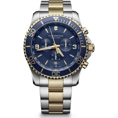 principal Reloj Victorinox V241791 maverick gs chrono acero