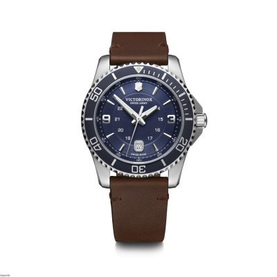 principal Reloj Victorinox V241863 maverick chrono blue