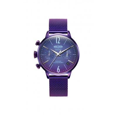 principal Reloj Welder BREEZY WWRC740 Mujer Acero Multicolor