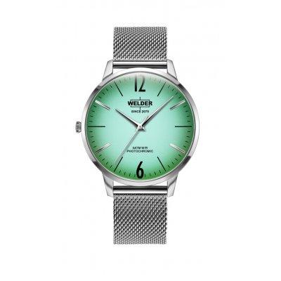 principal Reloj Welder SLIM WRS406 Hombre Acero Multicolor