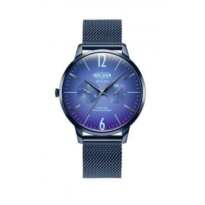 principal Reloj Welder SLIM WWRS414 Hombre Acero Multicolor