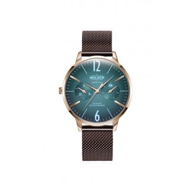 principal Reloj Welder SLIM WWRS610 Mujer Acero Multicolor