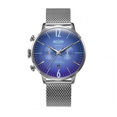 principal Reloj Welder WWRC1001 Hombre Multicolor Acero Cuarzo