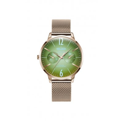 principal Reloj Welder WWRS605 SLIM Mujer Oro Rosa Mujer