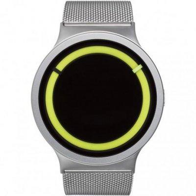 principal Reloj Ziiiro Eclipse Metallic Z0012WSY Hombre Plateado Malla