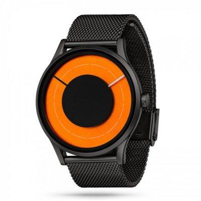 principal Reloj Ziiiro Solaris Black Blaze Z0014WBB Unisex Naranja