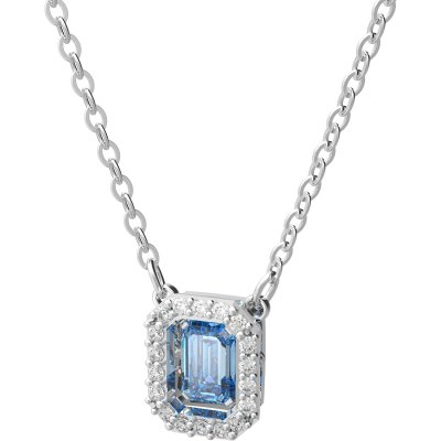 principal Collar Millenia Swarovski 5614926 azul plateado