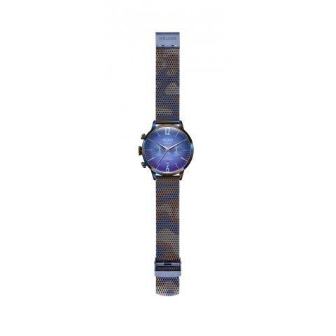 8e2e83a12527 WWRC820. Reloj Welder WWRC820 Smoothy Hombre Azul Acero